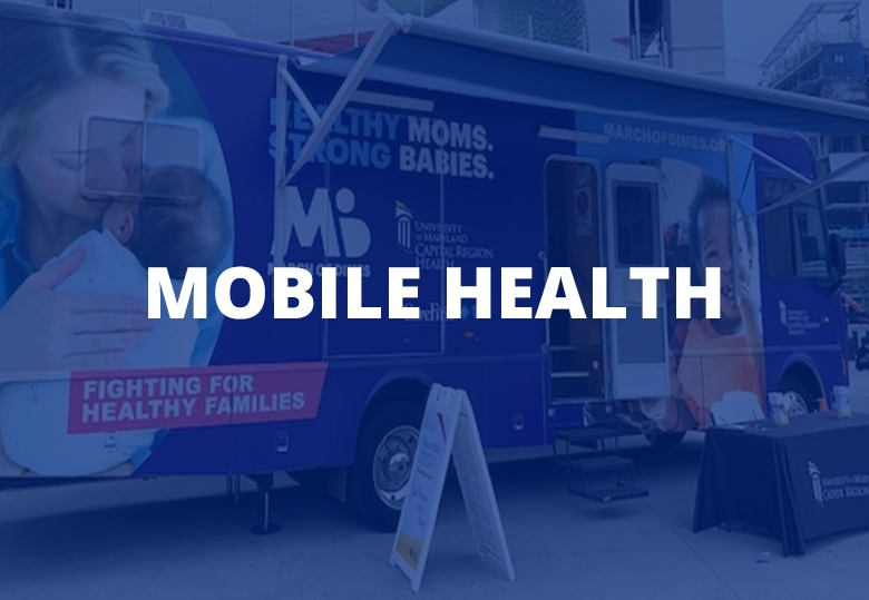 Text: Mobile Health